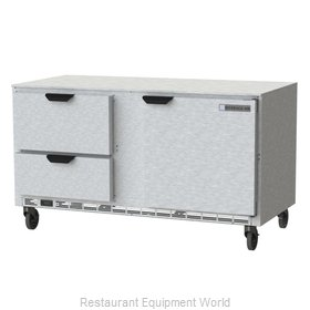 Beverage Air UCFD60AHC-2 Freezer, Undercounter, Reach-In