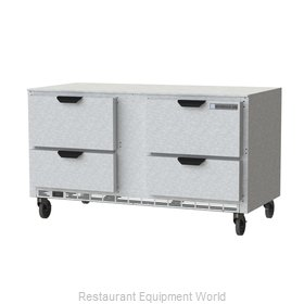 Beverage Air UCFD60AHC-4 Freezer, Undercounter, Reach-In