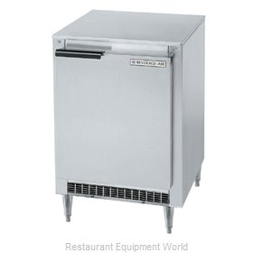 Beverage Air UCR20Y-24 Refrigerator Undercounter Reach-In