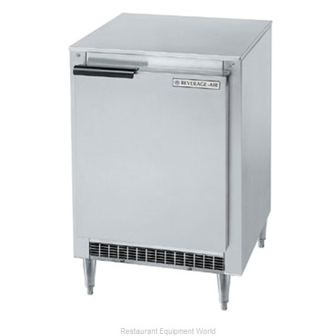 Beverage Air UCR20Y Refrigerator Undercounter Reach-In