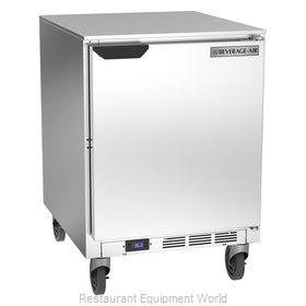 Beverage Air UCR24AHC Refrigerator, Undercounter, Reach-In