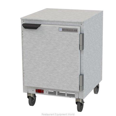 Beverage Air UCR24HC Refrigerator, Undercounter, Reach-In
