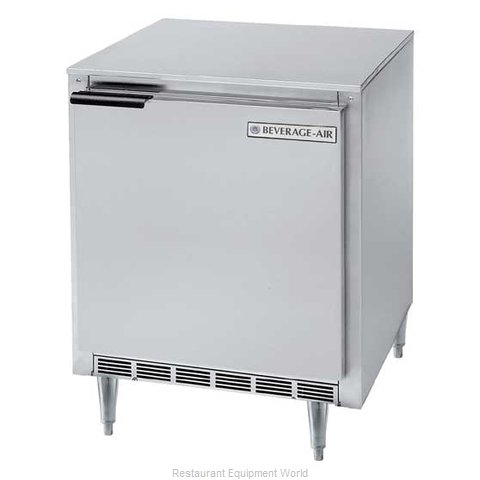 Beverage Air UCR27A-17 Refrigerator Undercounter Reach-In
