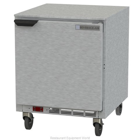 Beverage Air UCR27AHC Refrigerator, Undercounter, Reach-In