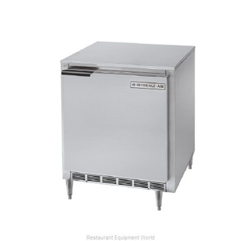 Beverage Air UCR27Y Refrigerator Undercounter Reach-In