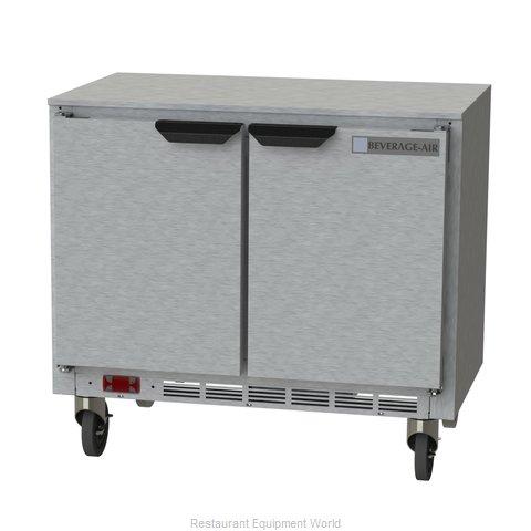 Beverage Air UCR34HC Refrigerator, Undercounter, Reach-In