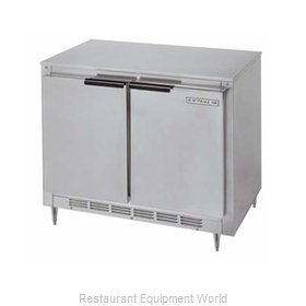 Beverage Air UCR34Y Refrigerator Undercounter Reach-In