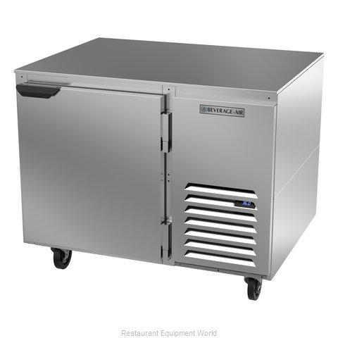 Beverage Air UCR41AHC Refrigerator, Undercounter, Reach-In
