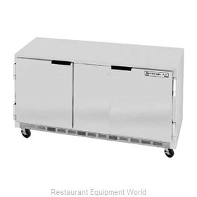 Beverage Air UCR60A Refrigerator, Undercounter, Reach-In