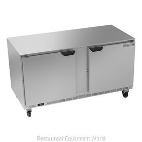 Beverage Air UCR60AHC Refrigerator, Undercounter, Reach-In