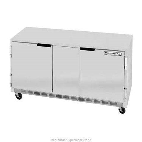 Beverage Air UCR60AR Refrigerator, Undercounter, Reach-In