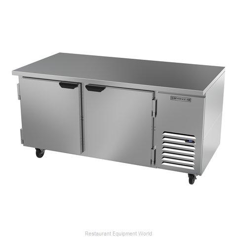 Beverage Air UCR67AHC Refrigerator, Undercounter, Reach-In