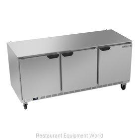 Beverage Air UCR72AHC Refrigerator, Undercounter, Reach-In
