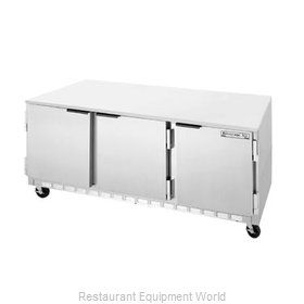 Beverage Air UCR72AYR Refrigerator, Undercounter, Reach-In
