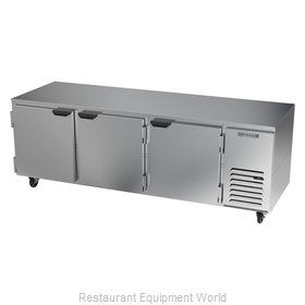 Beverage Air UCR93AHC Refrigerator, Undercounter, Reach-In