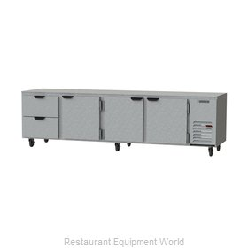Beverage Air UCRD119AHC-2 Refrigerator, Undercounter, Reach-In