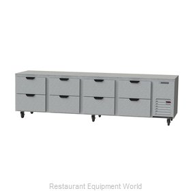Beverage Air UCRD119AHC-8 Refrigerator, Undercounter, Reach-In