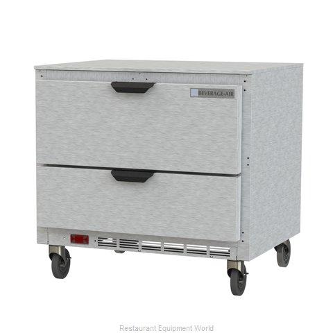Beverage Air UCRD36AHC-2 Refrigerator, Undercounter, Reach-In
