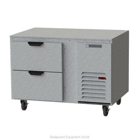 Beverage Air UCRD46AHC-2 Refrigerator, Undercounter, Reach-In