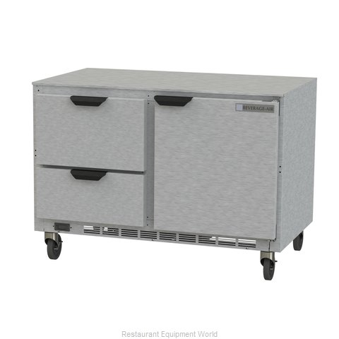 Beverage Air UCRD48AHC-2 Refrigerator, Undercounter, Reach-In
