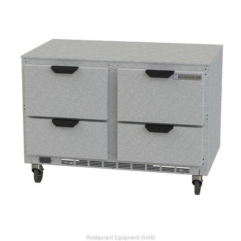 Beverage Air UCRD48AHC-4 Refrigerator, Undercounter, Reach-In