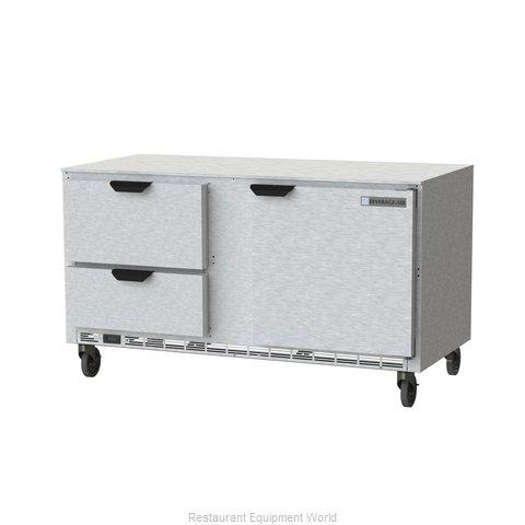 Beverage Air UCRD60AHC-2 Refrigerator, Undercounter, Reach-In
