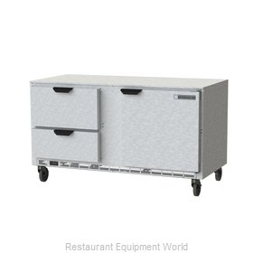 Beverage Air UCRD60AHC-2 Refrigerator, Undercounter, Reach-In