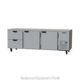 Beverage Air UCRD93AHC-2 Refrigerator, Undercounter, Reach-In