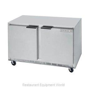 Beverage Air UCRF48AHC-1-SA-B Refrigerator Freezer, Undercounter, Reach-In