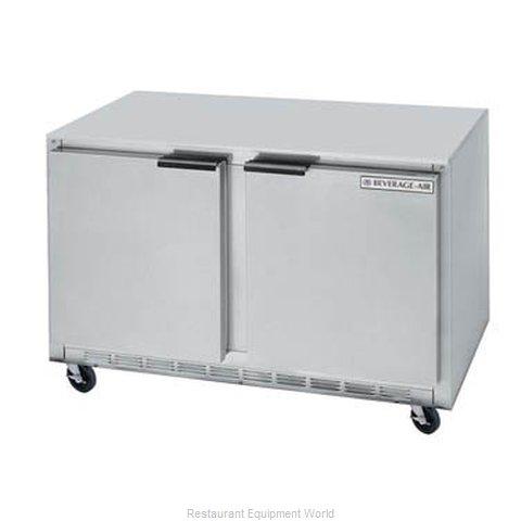 Beverage Air UCRF50AHC-1-SA-B Refrigerator Freezer, Undercounter, Reach-In