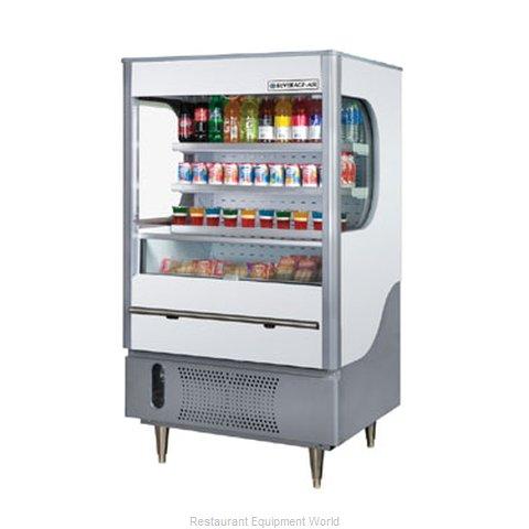 Beverage Air VM12-1-G-LED Merchandiser, Open