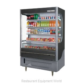Beverage Air VM18-1-G-LED Merchandiser, Open