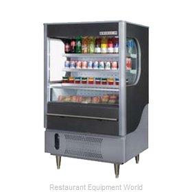 Beverage Air VM7-1-B-LED Merchandiser, Open