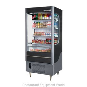 Beverage Air VM7-1-G-LED Merchandiser, Open