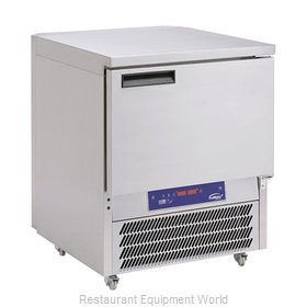 Beverage Air WBC35R Blast Chiller Undercounter worktop