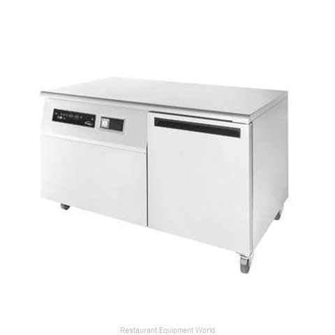 Beverage Air WBC60 Blast Chiller Undercounter worktop