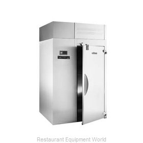 Beverage Air WMBC480 Blast Chiller, Roll-In
