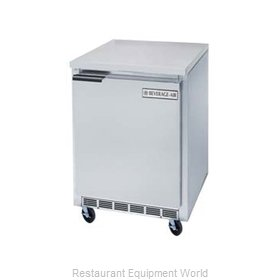 Beverage Air WTF20 Freezer Counter, Work Top