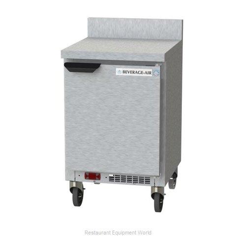 Beverage Air WTF20HC-FIP Freezer Counter, Work Top