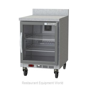 Beverage Air WTF24AHC-25-FIP Freezer Counter, Work Top