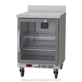 Beverage Air WTF24AHC-25 Freezer Counter, Work Top