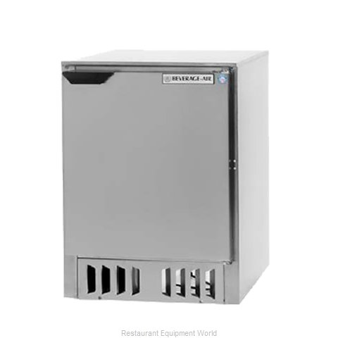 Beverage Air WTF24AHC-FB Freezer Counter, Work Top