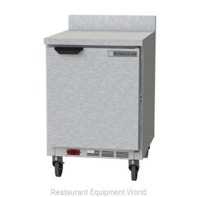 Beverage Air WTF24AHC-FIP Freezer Counter, Work Top