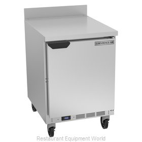 Beverage Air WTF24AHC Freezer Counter, Work Top