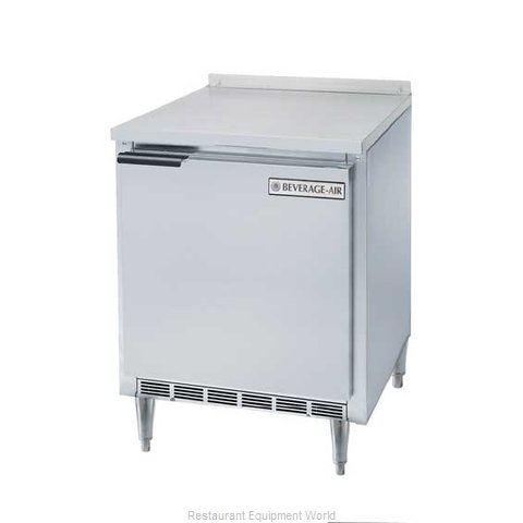 Beverage Air WTF27A-17 Freezer Counter Work Top