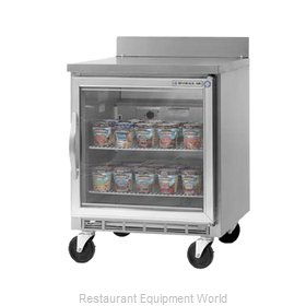 Beverage Air WTF27A-25 Freezer Counter, Work Top