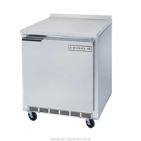 Beverage Air WTF27A Freezer Counter, Work Top
