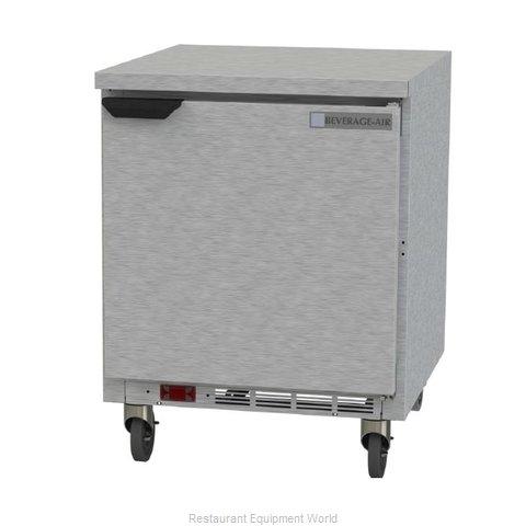 Beverage Air WTF27AHC-FLT Freezer Counter, Work Top