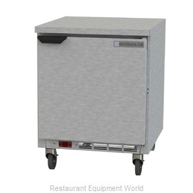 Beverage Air WTF27AHC-FLT Freezer Counter, Work Top