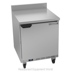 Beverage Air WTF27AHC Freezer Counter, Work Top